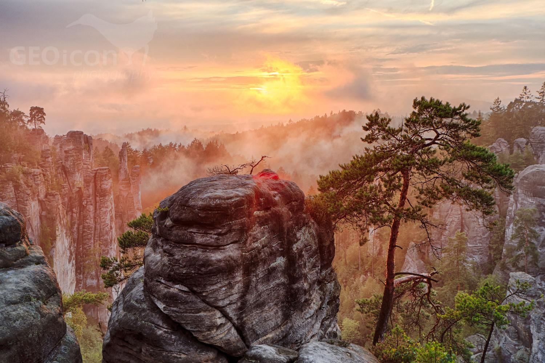 Prachov rocks, Bohemian paradise